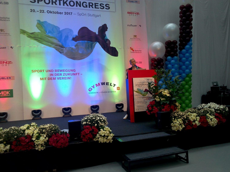 Stuttgarter Sportkongress: Zukunft des Sportvereins